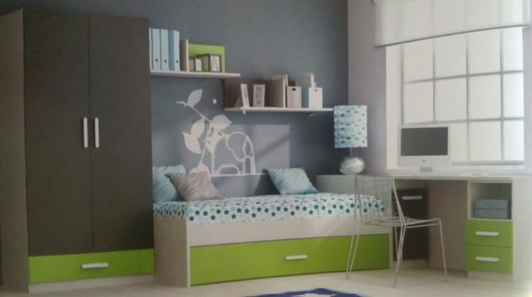 Nidos dormitorios juveniles baratos muebles juveniles for Muebles juveniles baratos