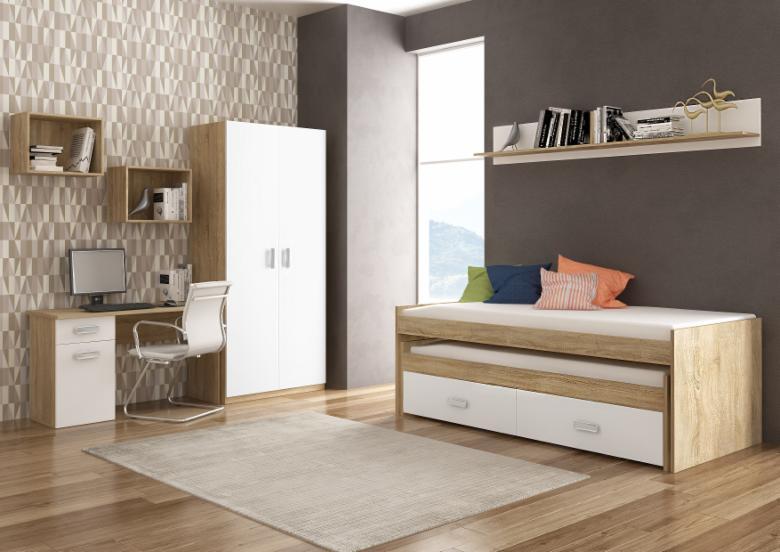 Compactos dormitorios juveniles baratos muebles juveniles madrid - Muebles juveniles baratos online ...