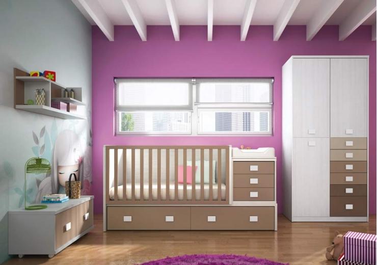 Cunas convertibles dormitorios juveniles baratos - Muebles convertibles ...